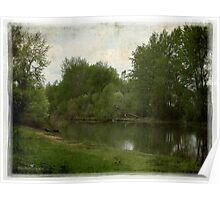 Elbow River Poster