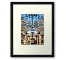 city #1 Framed Print