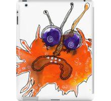Orangiomecium (squashed by coverslip) iPad Case/Skin