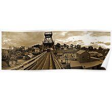 Sovereign Hill, 19th Century Ballarat Poster