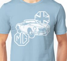 MG MGA Classic British Sports Car Unisex T-Shirt