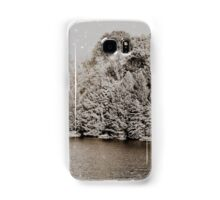 Winter Forest Samsung Galaxy Case/Skin