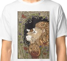 The Lion and the Mouse  Classic T-Shirt