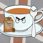 Tea fury by Emma Harckham