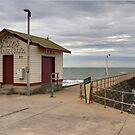 St Leonards Pier - Bellarine Peninsula by Colin  Ewington