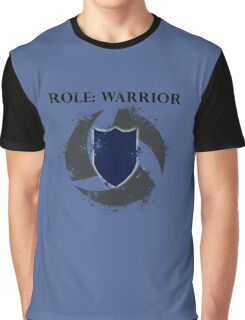 Heroes Role: Warrior Graphic T-Shirt