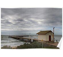 St Leonards Pier - Bellarine Peninsula Poster