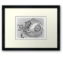 submarine Framed Print