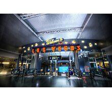 Vegas Airport Photographic Print