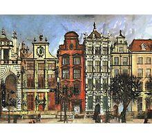 Gdansk Photographic Print