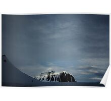 Antarctic Landscape Poster