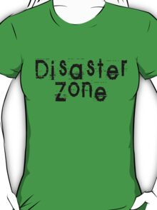 Disaster Zone by Chillee Wilson T-Shirt