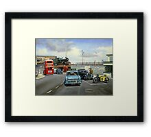 Dawlish summer. Framed Print