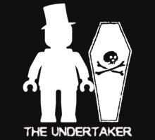 """THE UNDERTAKER"" by Customize My Minifig by ChilleeW"