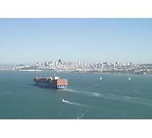 San Francisco Bay Giant Photographic Print