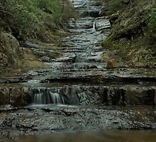 New Town Falls 4 by CameronHorner