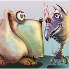 A Hot Friend by Tom Godfrey