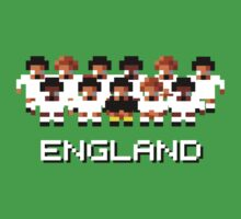 England - A Sensible Soccer Tribute by TGIGreeny