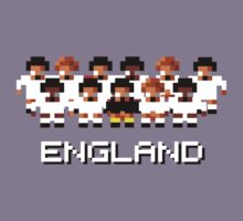 England - A Sensible Soccer Tribute Kids Tee