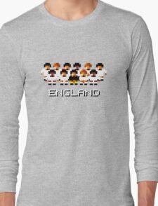 England - A Sensible Soccer Tribute Long Sleeve T-Shirt