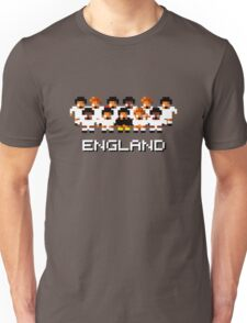 England - A Sensible Soccer Tribute Unisex T-Shirt