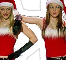 Mean Girls Jingle Bell Rock Sticker
