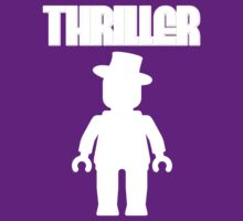 THRILLER Michael Jackson Minifig by Customize My Minifig by ChilleeW