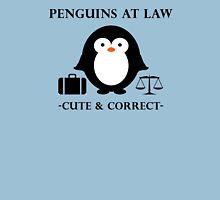 Penguins at Law Unisex T-Shirt