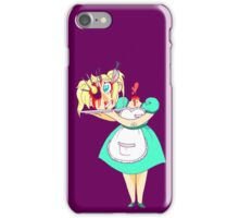 Dinner is served. iPhone Case/Skin