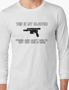 Rifleman's Creed - Han Solo Edition Long Sleeve T-Shirt