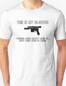 Rifleman's Creed - Han Solo Edition Unisex T-Shirt
