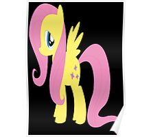my little pony friendship is magic Fluttershy poster Poster