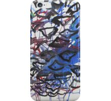 Pine Cone Abstract iPhone/iPod Case iPhone Case/Skin