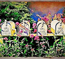 U.S. Mail by Jennifer Hartnett-Henderson