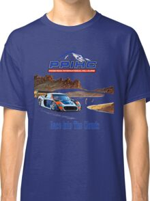 Pikes Peak Hill Climb Race into the clouds Classic T-Shirt
