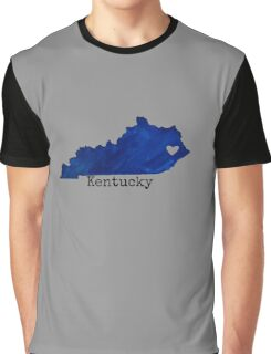 My Old Kentucky Home Graphic T-Shirt