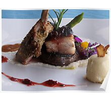 Enjoy Your Meal! - Disfruta Su Plato Poster
