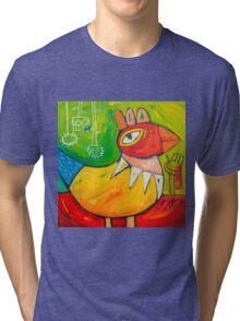 Early morning Tri-blend T-Shirt