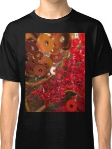 Red and Gold Classic T-Shirt