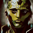 Thane Krios by KanaHyde