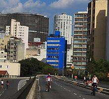 Sao Pauloe by Yuval Fogelson