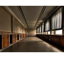 Empty Room Photographic Print