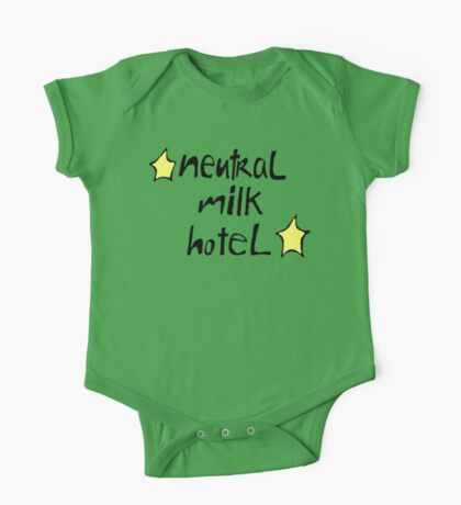 Neutral Milk Hotel (Everything Is) One Piece - Short Sleeve