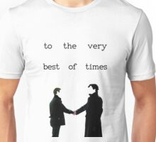 The Very Best Of Times (BBC Sherlock) Unisex T-Shirt