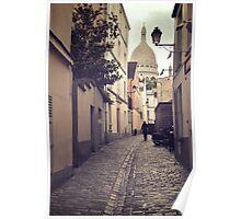 Montmartre Poster