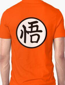 BIG GO kanji - Goku's gi T-Shirt