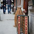 Newcastle Brown Ale Crate by Patricia Jacobs CPAGB LRPS BPE3
