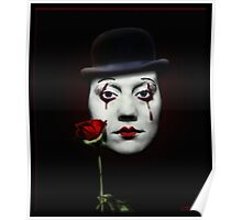 The Mime Poster