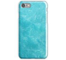 Sea Water iPhone Case/Skin