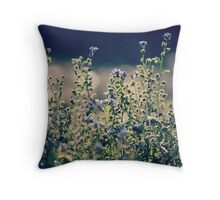 Tranquil Light Throw Pillow